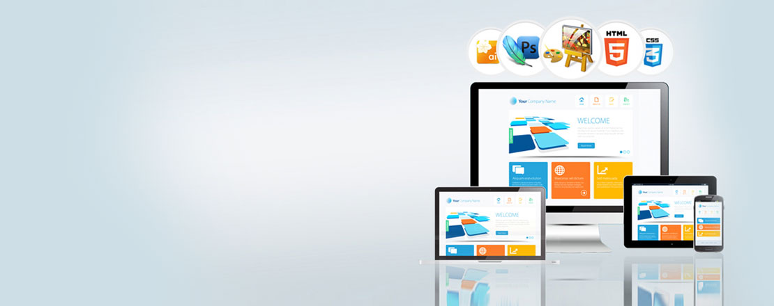 We Create <span>Appealing and Responsive </span> websites that grows your business.